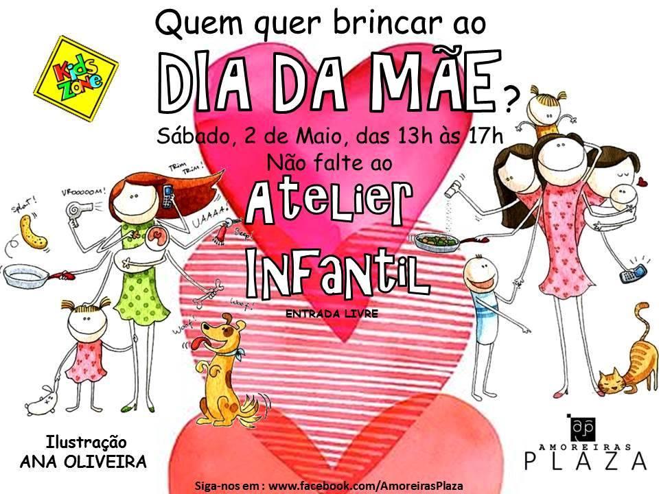 Dia da Mãe Amoreiras Plaza