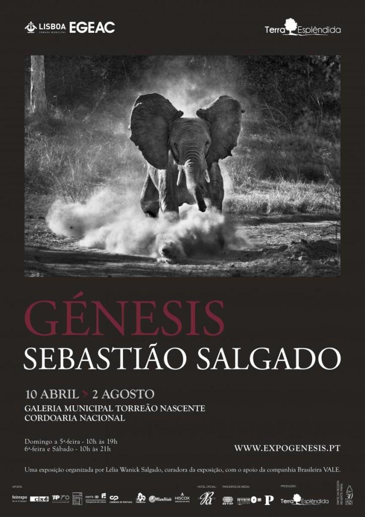 Génesis - Sebastião Salgado