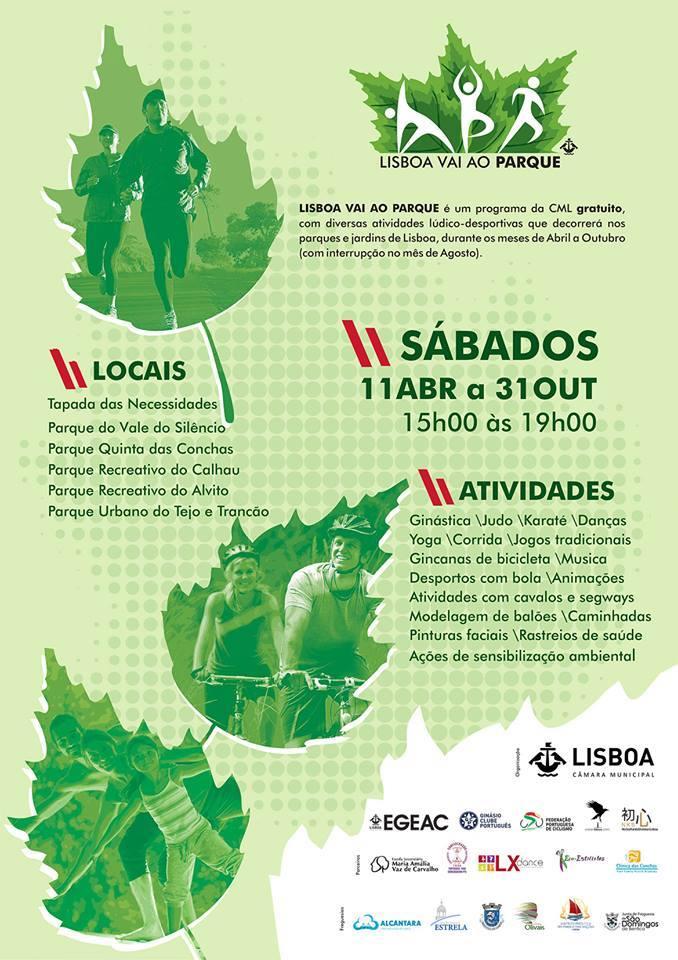 Lisboa Vai ao Parque