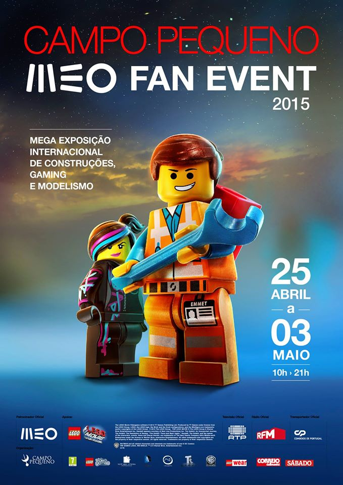 MEO Fan Event Campo Pequeno