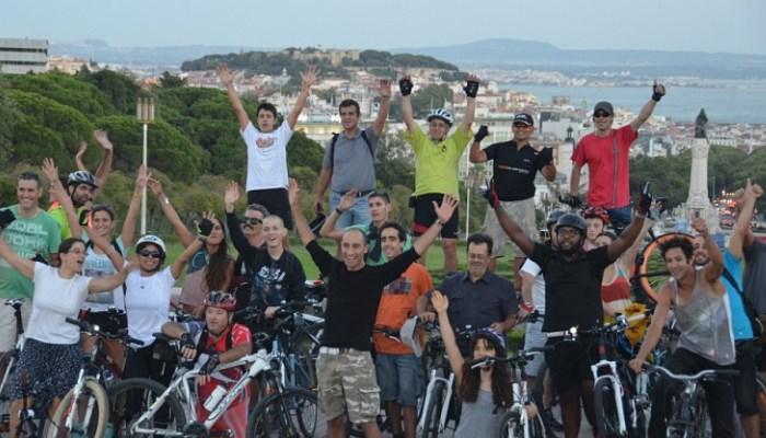 Massa Crítica Lisboa Agosto 2014
