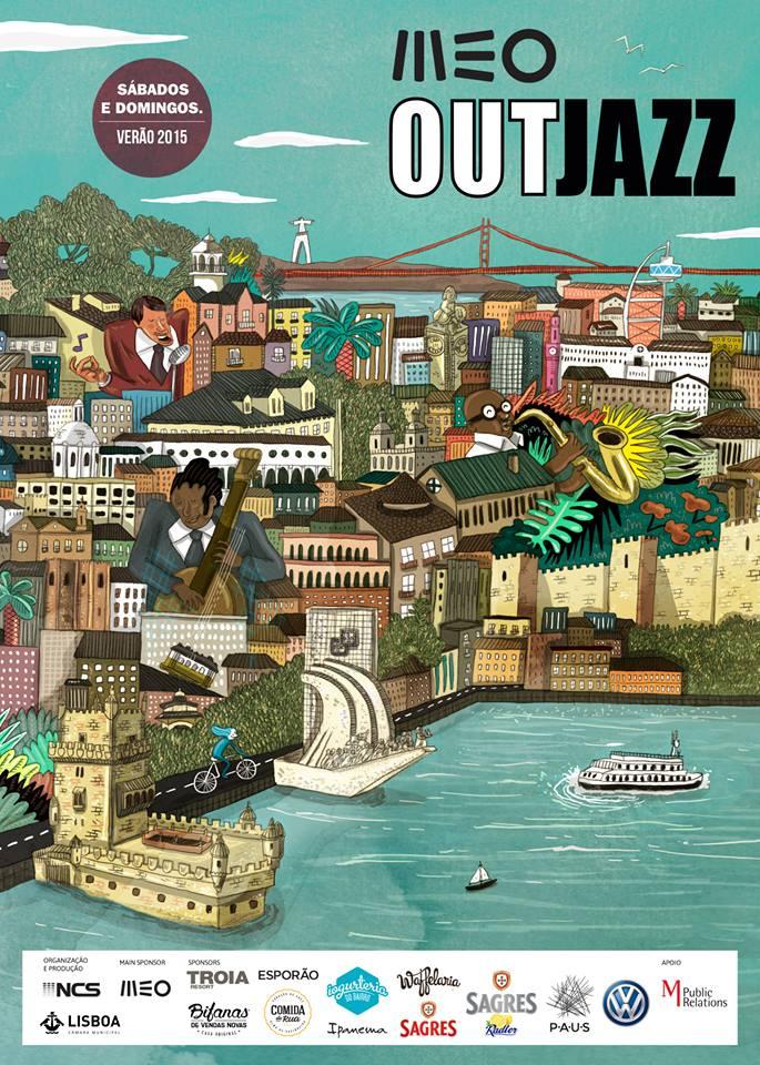 Meo Out Jazz 2015 Cartaz