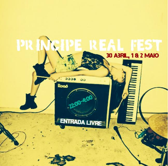 Principe Real Fest - World Fusion Music