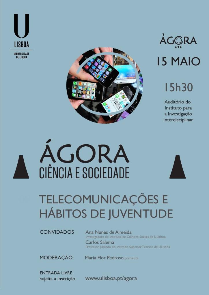 Ágora - Telecomunicações e Hábitos de Juventude