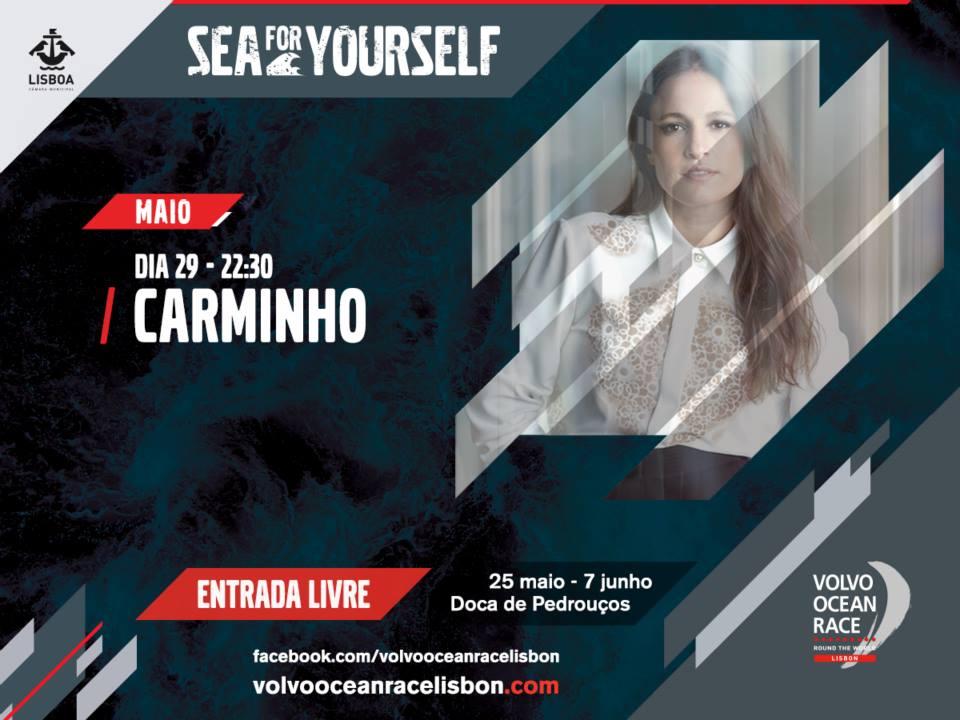 Carminho - Volvo Ocean Race Lisbon