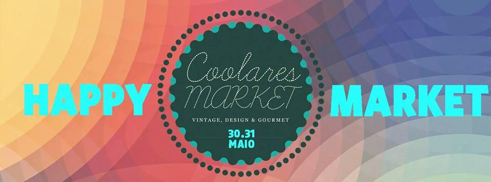 Coolares Market - HAPPY MARKET - 30 e 31 MAIO