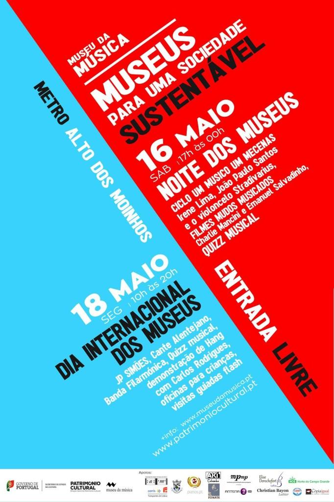 Dia Internacional dos Museus - Museu da Música
