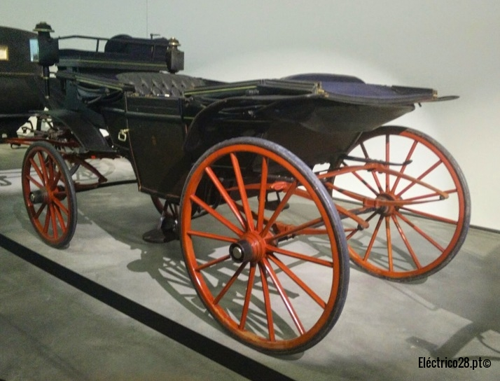 Landau do Regicídio - Museu dos Coches