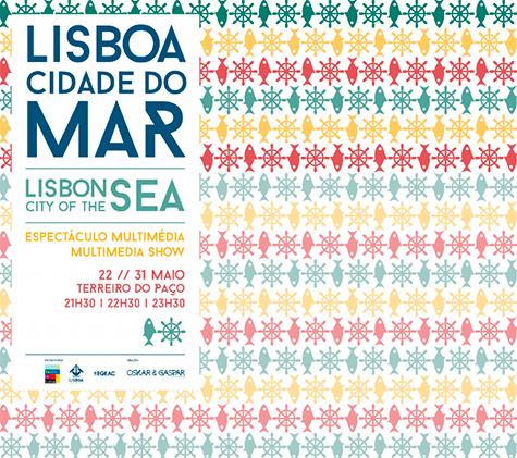 Lisboa Cidade do Mar