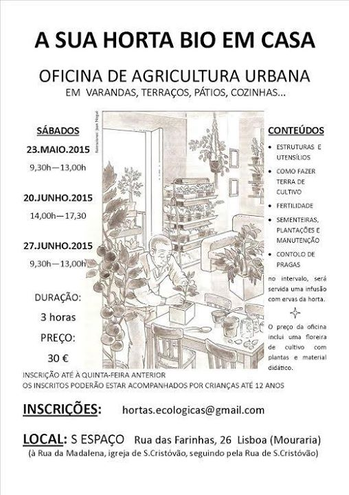 Oficina de Agricultura Urbana Mouraria