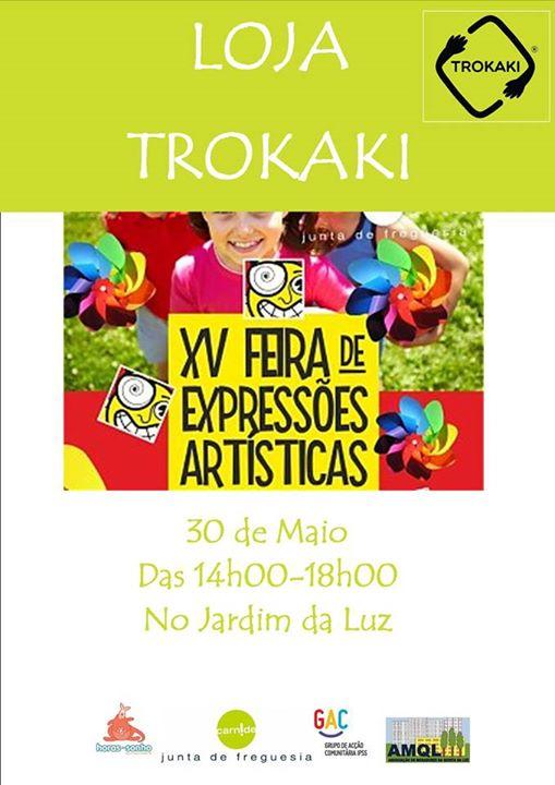 Trokaki - XV Feira de Expressões Artísticas