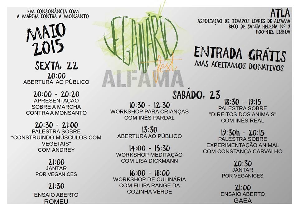 Veganario Fest - Alfama
