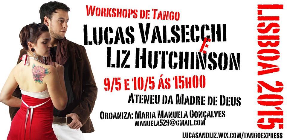 Workshops de Tango Ateneu da Madre de Deus