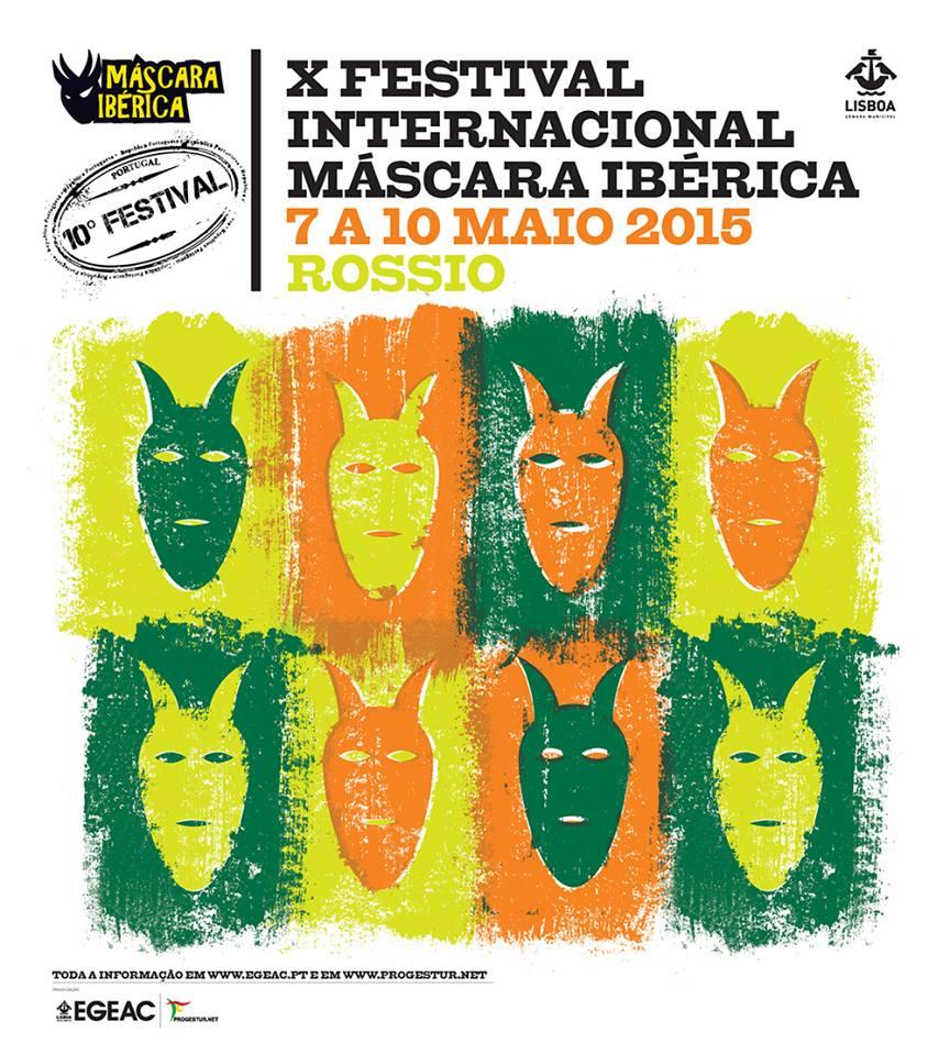 X FESTIVAL INTERNACIONAL MÁSCARA IBÉRICA