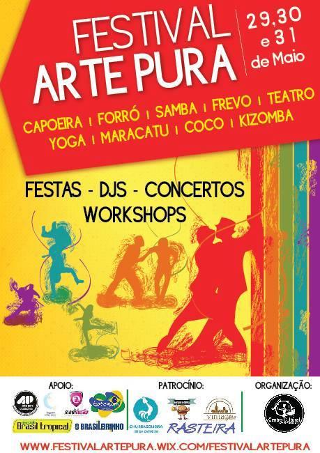 XIII Festival Arte Pura 2015