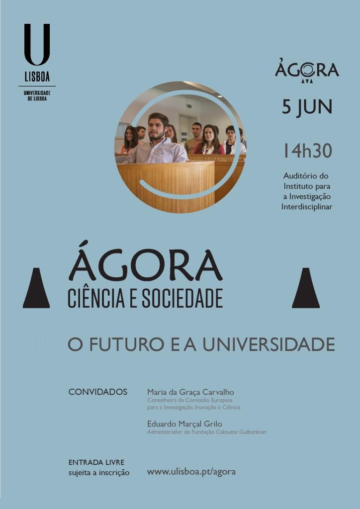 Ágora - O Futuro e a Universidade