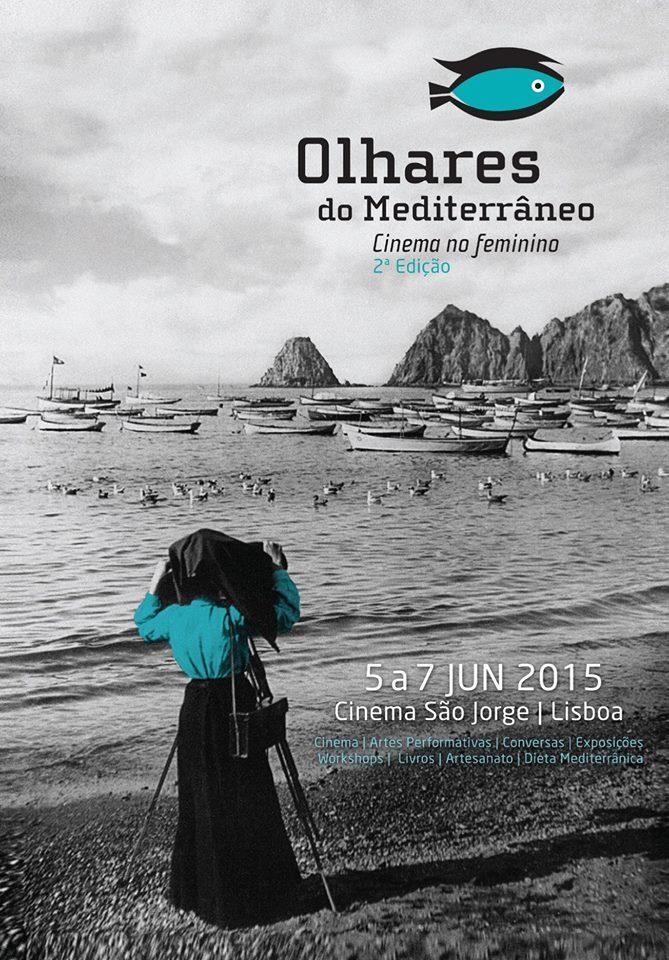2ª edição Olhares do Mediterrâneo - Cinema no Feminino 2015