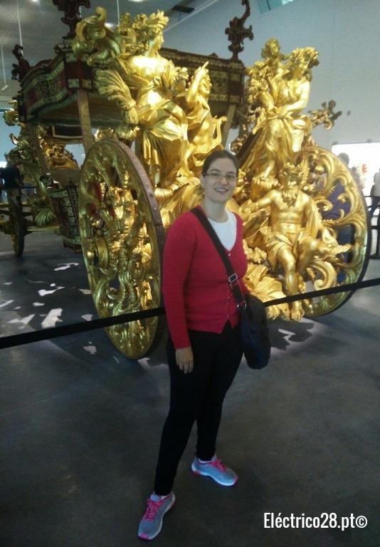 Ana Paula Cardoso - Museu dos Coches - Embaixada ao Papa Clemente XI (1)