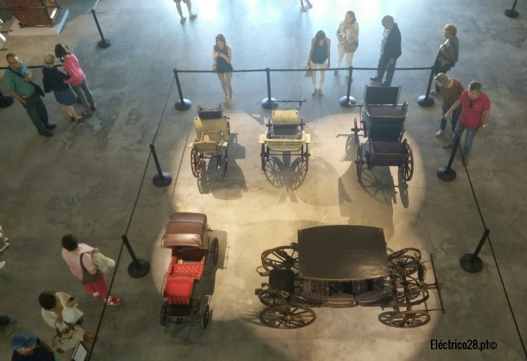 Carrinhos de Criança - Museu dos Coches