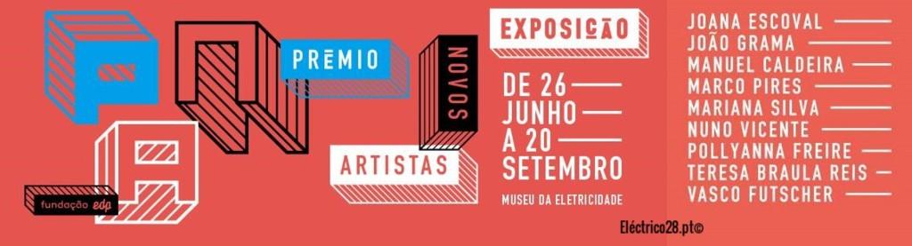 Exposição Coletiva - Prémio Novos Artistas Fundação EDP 2015