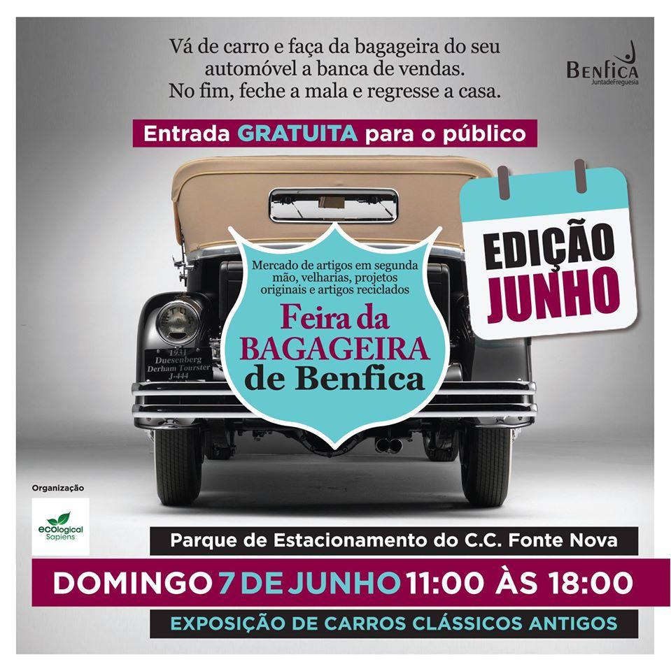 Feira da Bagageira de Benfica