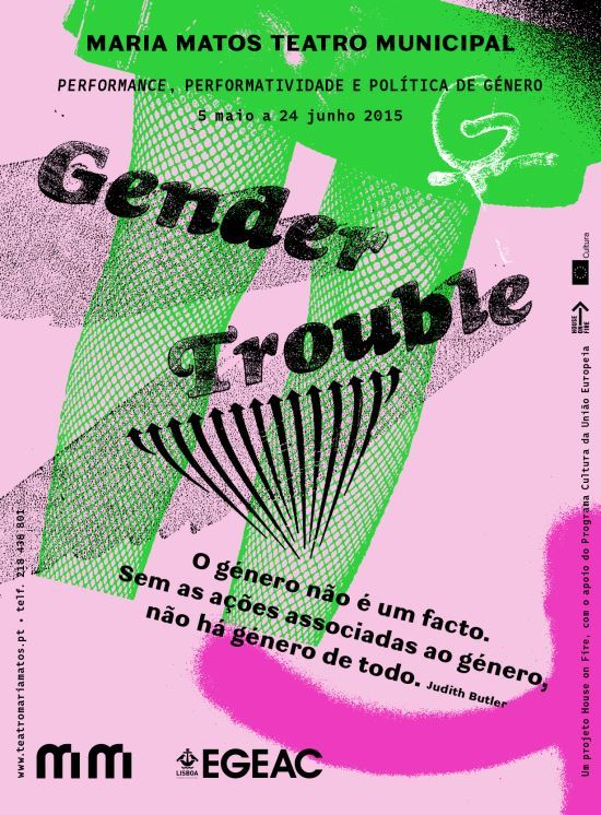 Gender Trouble - Teatro Maria Matos
