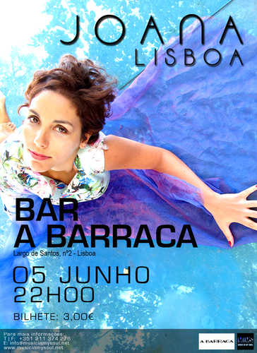 Joana Lisboa Bar A Barraca