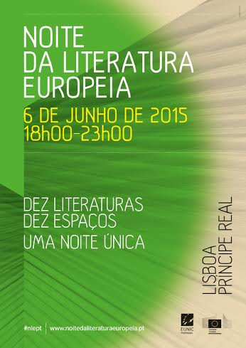 Noite da Literatura Europeia