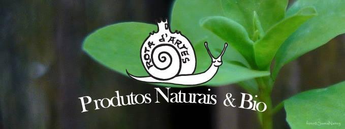 Rota d'Artes - Produtos Naturais & Bio