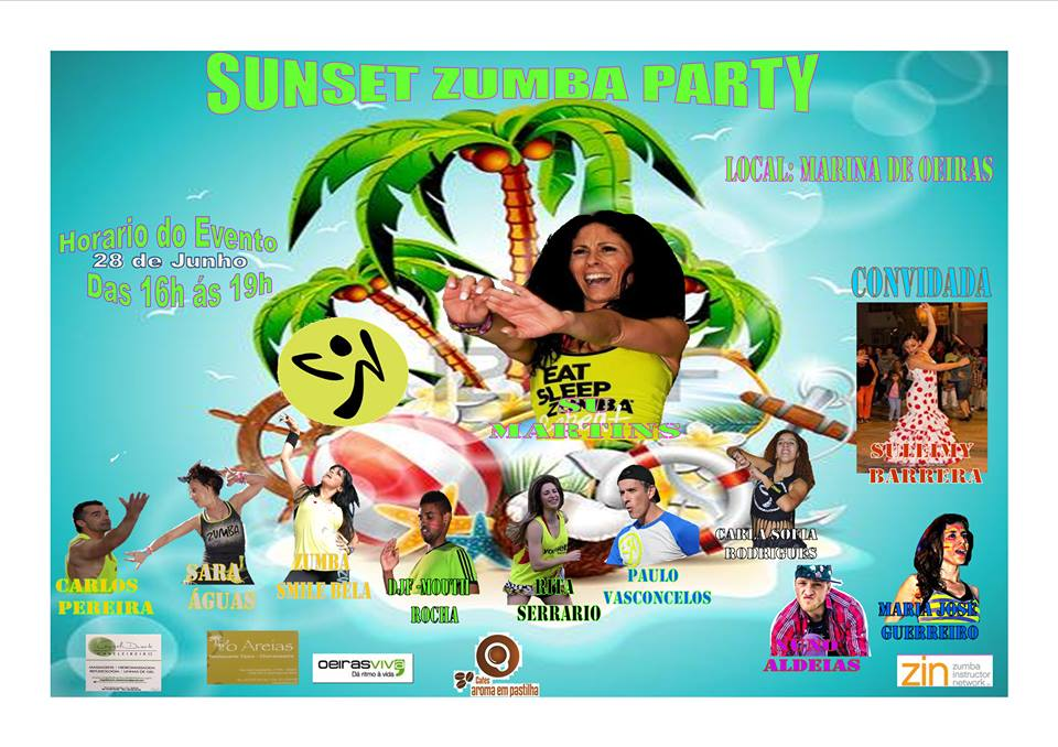 Sunset Zumba Party