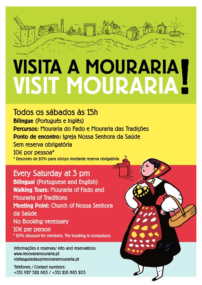 Visita a Mouraria