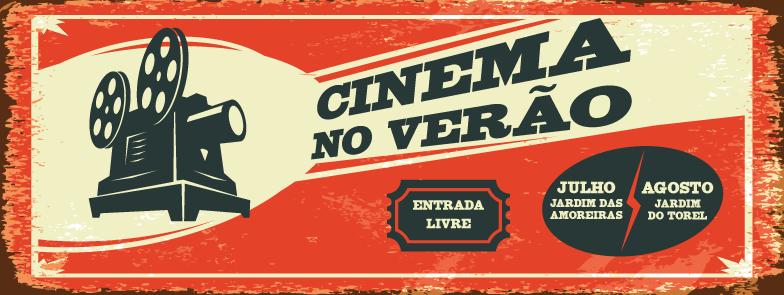 Cinema no Verão - Jardim das Amoreiras & Jardim do Torel