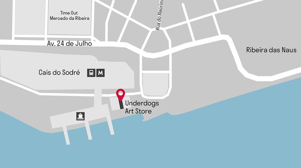 Mapa-Underdogs-Art-Store