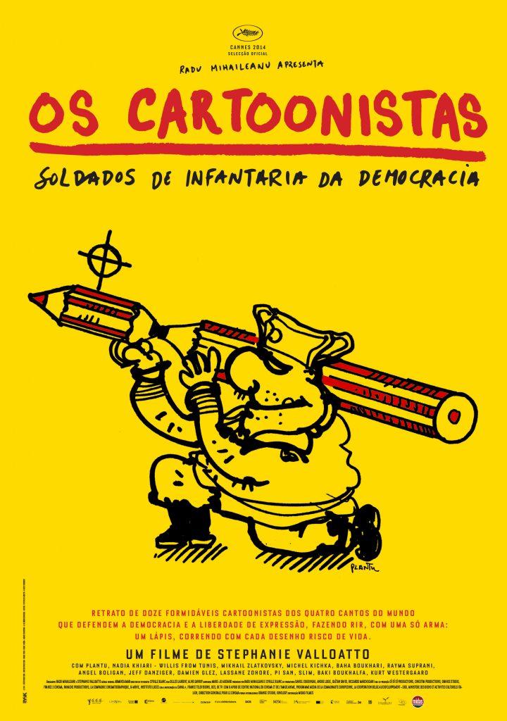 Os-cartoonistas