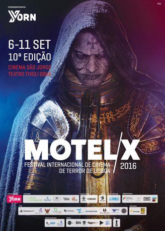 MOTELX - O melhor do Cinema de Terror em Lisboa de 6 a 11 de Setembro de 2016. Atreve-te a ser assustado!