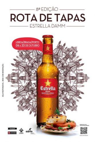 Uma nova edição da Rota de Tapas já está a decorrer em Lisboa e tu não quererás ficar de fora! São petiscos para todos os gostos e tu vais ter de provar! :)