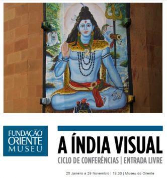 No Museu do Oriente, vai-se explorar a Índia Visual como ponto de partida para diversas reflexões. A primeira conferência será sobre A Índia Não é Hindu.