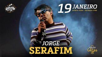 O Mercado de Algés vai continua a apostar nas noites de Stand Up Comedy! tendo como primeiro convidado do Ano: o artista Jorge Serafim.