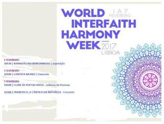 A ONU celebra todos os anos entre os dias 1 e 7 de fevereiro a Semana Mundial da Harmonia Inter-religiosa, a qual tem como objetivo diminuir posicionamentos extremistas e celebrar a moderação no tocante à fé