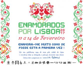 A iniciativa Enamorados por Lisboa volta uma vez mais às ruas e instituições da cidade! Vamos redescobrir o amor que temos por esta cidade maravilhosa?