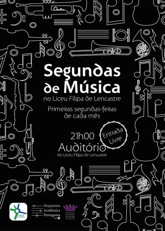 Segundas de Música: A Orquestra Académica Portuguesa volta a encher o Liceu Filipa de Lencastre de excelente música clássica!