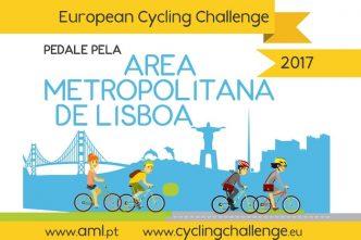 European Cycling Challenge é uma competição europeia que incentiva a utilização da bicicleta como meio de transporte. Ajudas a pôr Lisboa no 1º lugar?