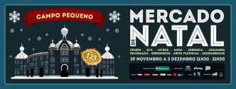 Vista o Mercado de Natal do Campo Pequeno até 3 de Dezembro! Descobre as instituições que podes ajudar e ganha bilhetes com o nosso passatempo ;)