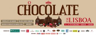 O Chocolate em Lisboa volta ao Campo Pequeno de 1 a 4 de Fevereiro. Delicia-te com diversos chocolates e aprende nos Showcookings. Participa no passatempo!