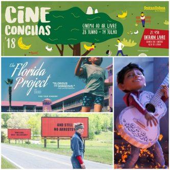 Na última semana do Cineconchas, não percas 3 grandes filmes! Três Cartazes à Beira da Estrada e Coco foram grandes vencedores dos Óscares de 2017! Qual deles recomendas? ;)