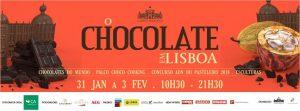 O Chocolate em Lisboa volta a acontecer no Campo Pequeno e o que não faltam são oportunidades de aprender coisas novas com imensos workshops!