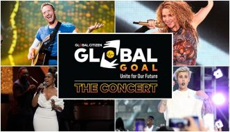 "Concerto ""Global Goal Unite for Our Future"""