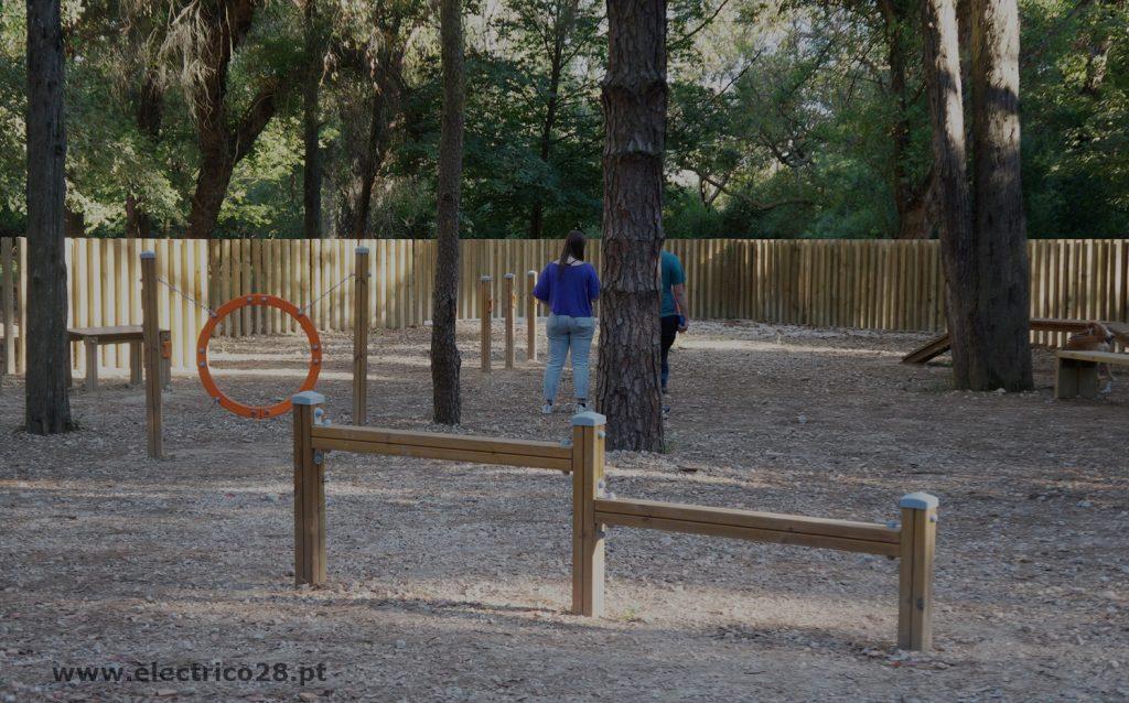 Parque Canino Monsanto