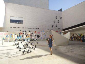 Pavilhão do Conhecimento Ciência Viva Lisboa