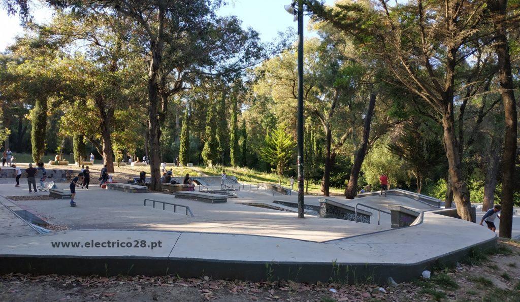 Parque Skate Monsanto